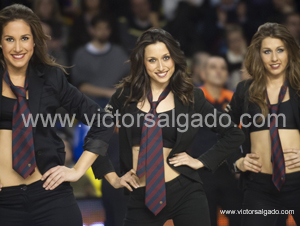 Regal Futbol Club Barcelona - KHIMKI - BC Khimki Moscow Region - 2012 2013 - Eurolegue - turkish airlines euroleague - Top 16 - Baloncesto - Basket - Basketball - deporte - Dream Cheers - Cheerleaders oficiales FC Barcelona - Cheerleaders
