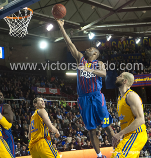 Regal Futbol Club Barcelona - KHIMKI - BC Khimki Moscow Region - 2012 2013 - Eurolegue - turkish airlines euroleague - Top 16 - Baloncesto - Basket - Basketball - deporte - Pete Mickeal